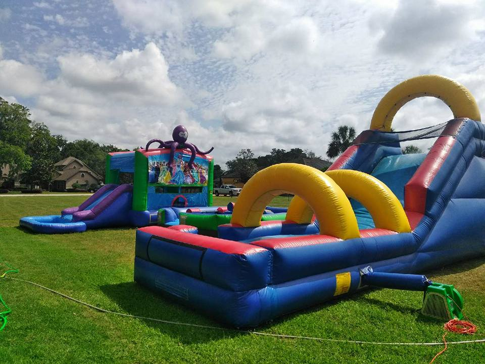 Water Slide Rental - Ocala, FL