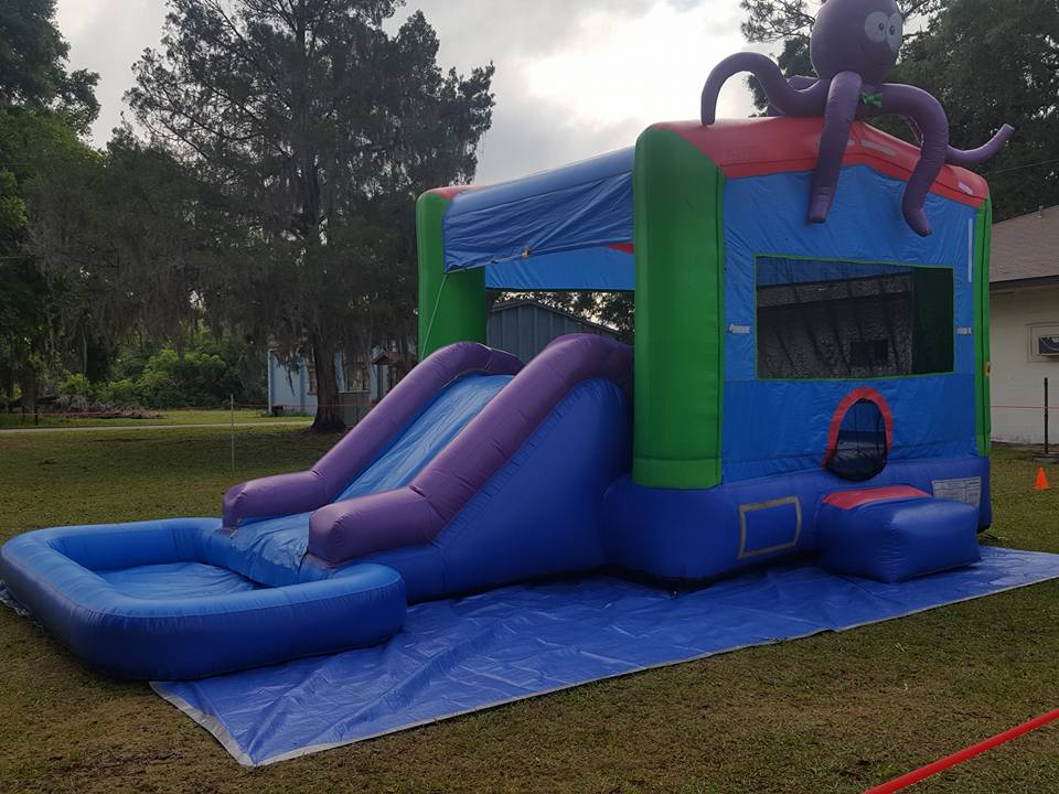 Bounce House & Slide Rental - Ocala, FL