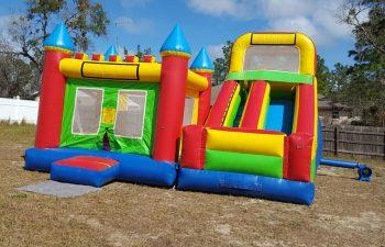 Castle Bounce & Slide Rental - Ocala, FL