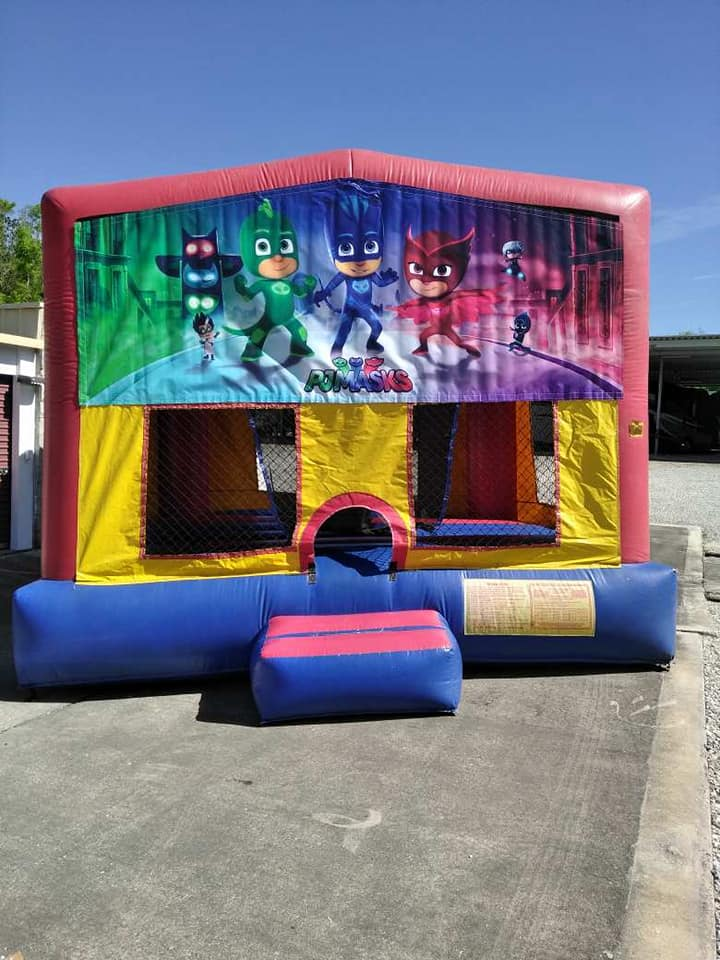 PJ Mask Bounce House - Ocala, FL