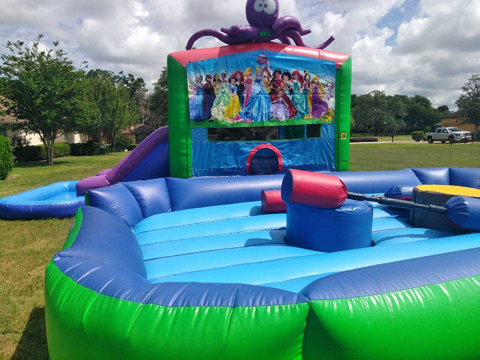 Interactive Bounce House Rental - Ocala, FL