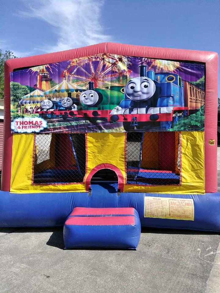 Thomas & Friends Bounce House - Ocala, FL
