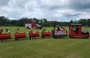 Trackless Train Rental - Ocala, FL